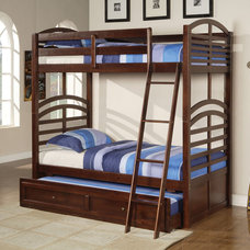 Contemporary Bunk Beds by FurnitureNYC