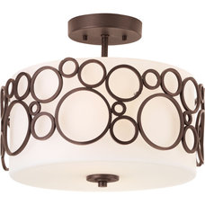 Contemporary Flush-mount Ceiling Lighting by Lighting Front
