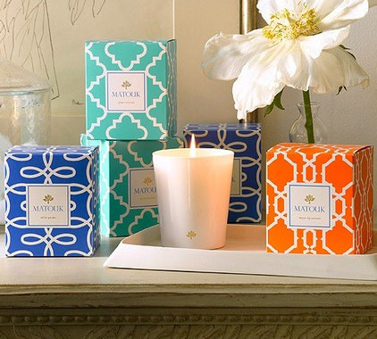 Mediterranean Candles by Gracious Home