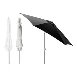 IKEA of Sweden - KARLSÖ Umbrella - Umbrella, adjustable, assorted colors
