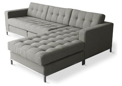Modern Sectional Sofas by isquaredhome.com