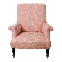 Carolina Slipper Chair by Windsor Smith Home