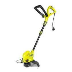 Snow Joe - 4 Amp Elec.Trimmer Edger - Sun Joe TRJ601E Trimmer Joe 4-Amp Electric Grass Trimmer/ Edger has a powerful 4-Amp motor that cuts a 12-Inch swath making quick work out of overgrown grass and heavy weeds. Weighing only 5-Pounds. Trimmer Joe is lightweight and easy to maneuver in tight lawn spaces. Its 180 degrees rotating head quickly converts from trimming to edging  providing you the convenience of two tools in one compact device.  Trimmer Joe's bump feed spool system means you control how much time you use. Just gently tap Trimmer Joe's head on the ground to advance more string and continue cutting when it comes to lawn upkeep.  This item cannot be shipped to APO/FPO addresses. Please accept our apologies.