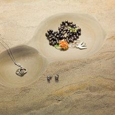 Contemporary Bathroom by Angela Dechard Design