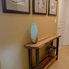 Contemporary Side Tables And End Tables by Urban Tree Salvage