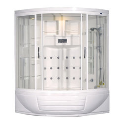 Shop kohler steam generator control kit showers on houzz - All you need to know about steam showers ...