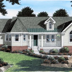 House Plan 24743 at FamilyHomePlans.com -