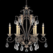 Chandeliers Hensley Chandelier by Savoy House