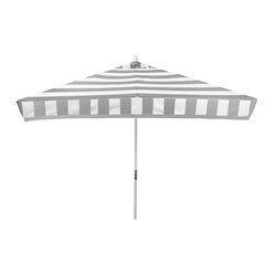 Portofino Umbrella, Gray