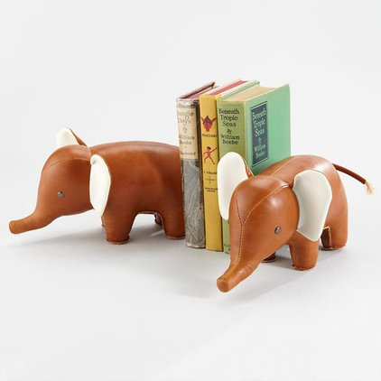 Contemporary Bookends by The Land of Nod
