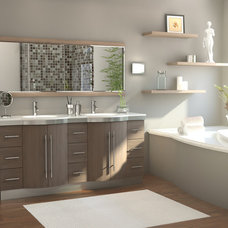 Contemporary Bathroom Vanities And Sink Consoles by Studio Bathe