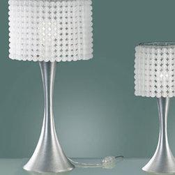 Elisabeth Glase Table Lamp By Modiss Lighting - Elisabeth from Modiss are elegant table lamps with a versatile application.