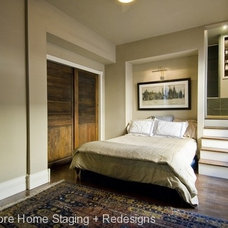 Bedroom by Staged4more® Home Staging & Visual Design