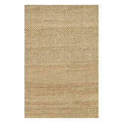 Loloi Rugs - Loloi Rugs Eco Natural Transitional Jute Rug X-0D3900RG10-CECOCE - Once just a niche for the environmentally conscious, natural fiber rugs like the Eco Collection have become a popular choice for their raw elegance. Hand woven of 100% jute from India, Eco delivers a fashionable and easy-to-place look at a value price.