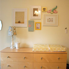 Contemporary Nursery by Jennifer - Rambling Renovators