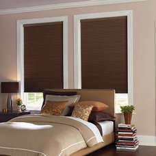 Contemporary Cellular Shades by BlindSaver.com