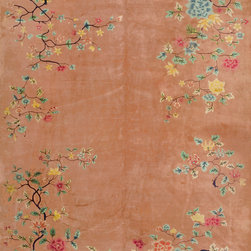 "Chinese Art Deco Carpets - #20147 Chinese Art Deco carpet 8'9"" x 11'6"""