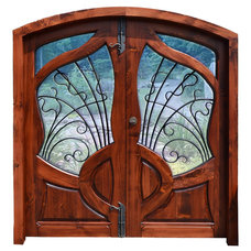 Traditional Front Doors by SCOTTSDALE ART FACTORY