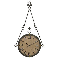 Traditional Clocks by HomeClick