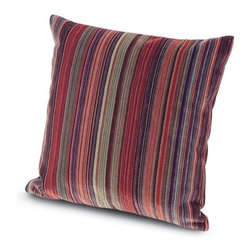 Missoni Home - Nazca Pillow 16x16 | Missoni Home - Design by Rosita Missoni, 2012.