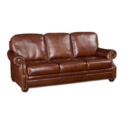 Hooker Furniture - Hooker Furniture Sofa SS185-03-087 - Hooker Furniture Sofa SS185-03-087