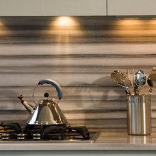 Contemporary Kitchen Cabinets by Archisesto Inc.