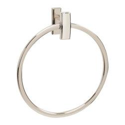 """Alno Inc. - 7"""" Towel Ring (ALNA7540-PN) - 7"""" Towel Ring"""