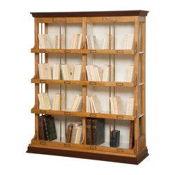 Nancelle collection - Bookcase (top unit)