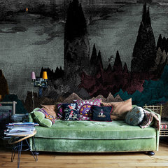eclectic wallpaper by Minakani Walls