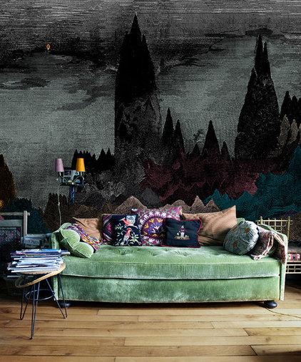 Eclectic Wallpaper by Minakani Walls