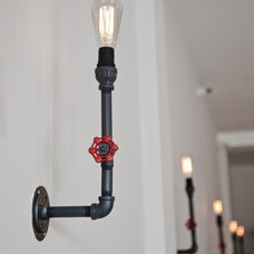 Modern Wall Sconces by Hammers & Heels