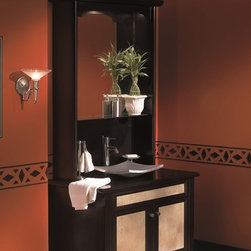 Vanities For Every Style - Wood-Mode Cabinetry - Heart of the Home Kitchens