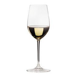Riedel - Riedel Vinum Riesling/Zinfandel Wineglass Gift Set - Treat yourself to the luxury of  lead crystal. This simply elegant stemware, perfect for Riesling and Zinfandel, will look stunning on your table ... and your pleasure in wine.