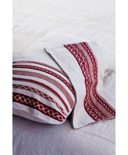 Mediterranean Bed Pillows And Pillowcases by A Curated World by Kay McGowan