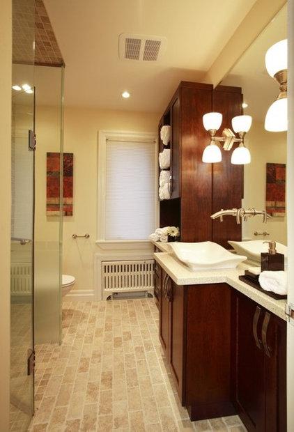Bathroom Countertops by Granite Transformations