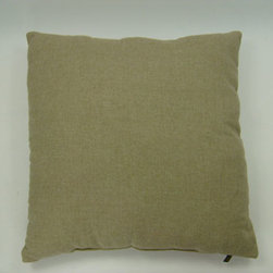 American Mills - Basketweave 24-Inch Floor Pillow - -Update your home decor with this decoratively functional floor pillow.  Comfortable pillow is ideal for floor, sofa or bed.  Spot Clean Only.  Made in USA. American Mills - 45185.271