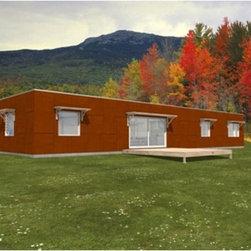 House Plan 497-17 -
