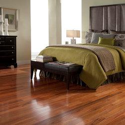 Bellawood Brazilian Redwood Hardwood -