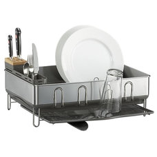 Modern Dish Racks by Crate&Barrel