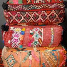 Mediterranean Decorative Pillows by Victoria Taylor Designs