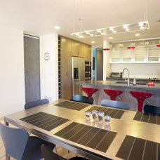 Modern Kitchen by John Dwyer Architect