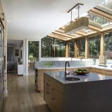 Contemporary Kitchen by Adamson + Molina