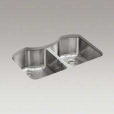 Contemporary Kitchen Sinks by Kohler