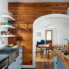 Farmhouse Kitchen by Clayton&Little Architects