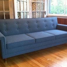 Modern Sofas by Artisan Upholstery Studio