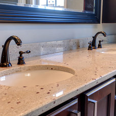 Traditional Bathroom Vanities And Sink Consoles by ProCraft Cabinetry