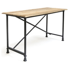 Industrial Desks And Hutches by 5 Horizons