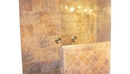 Mesa Beige Basement Bathroom Pinterest Mesas And Tile