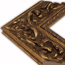 The Frame Guys - Renaissance Gold Picture Frame-Solid Wood, 10x10 - *Renaissance Gold Picture Frame-Solid Wood, 10x10