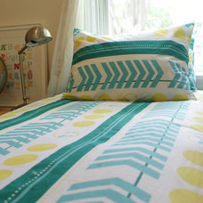 Modern Kids Bedding by Dreamchild Organics